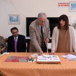 Στην κοπή πίτας του Συλλόγου Εργατικών Κατοικιών Αμαρουσίου, ο Δήμαρχος Αμαρουσίου Θεόδωρος Αμπατζόγλου