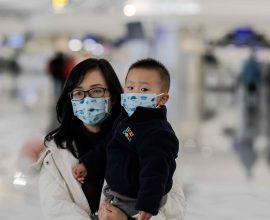 Νέος κοροναϊός: Μεταδοτικός ακόμα και από απόσταση δύο μέτρων σύμφωνα με Κινέζο ειδικό