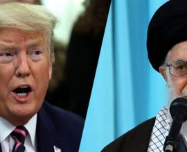 Τραμπ σε Χαμενεΐ: «Καλά θα κάνεις να προσέχεις τα λόγια σου»
