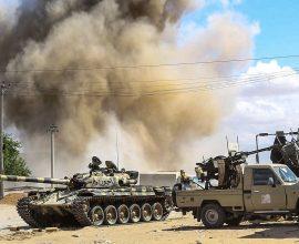 Δυνάμεις του Σάρατζ στη Λιβύη «έσπασαν» την εκεχειρία – Ο LNA απάντησε με πλήρη ισχύ