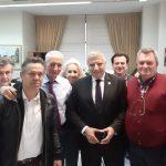 Συνάντηση των υποψηφίων του ψηφοδελτίου της παράταξης «Νέα Αρχή για την Αττική» παρουσία του Περιφερειάρχη Γ. Πατούλη
