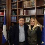 Η Ελένη Αναστασίου νέα άμισθη σύμβουλος στον Δήμο Πύργου