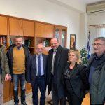 Θετική για τον Δήμο Μαρώνειας Σαπών η επίσκεψη του Διοικητή του ΟΑΕΔ
