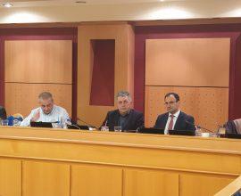 Πρόεδρος της Επιτροπής Μεταναστευτικού και Κρίσεων της ΚΕΔΕ, ο δήμαρχος Σερρών Αλέξανδρος Χρυσάφης