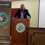 Πεντέλη: Σύσσωμη και ενωτική η αντιπολίτευση στη βασιλόπιτα, Λευτέρη Κοντουλάκου