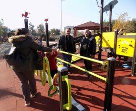 Στολίδι» για τον Δήμο Φυλής και μία από τις καλύτερες στην Αττική η παιδική χαρά στο Πάρκο Πόλης