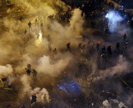 Χάος στο Λίβανο, μεγάλες ταραχές κατά της κυβέρνησης