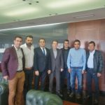 Συνάντηση Δημάρχου Καλαμάτας και προέδρων Κοινοτήτων με τον Υπουργό Προστασίας του Πολίτη για θέματα ασφάλειας
