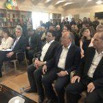 Ο Δήμαρχος Μαραθώνος σε εκδήλωση στον Νέο Βουτζά παρουσία του Αμερικανού Πρέσβη