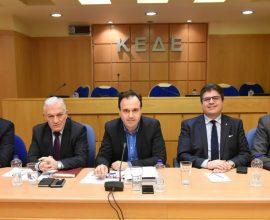 ΚΕΔΕ – Περιφερειακή Ένωση Δήμων (ΠΕΔ) – Μια νέα σελίδα για την Τοπική Αυτοδιοίκηση ξεκίνησε
