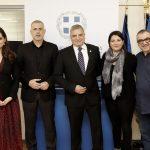 Πατούλης: «Επενδύουμε στον πολιτισμό και στηρίζουμε σημαντικούς πολιτιστικούς φορείς με δράσεις εξωστρέφειας, κοινωνικής μέριμνας και εκπαίδευσης»