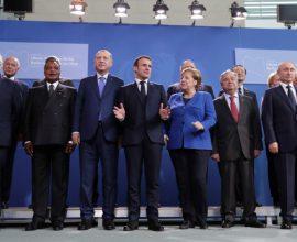 Σε εξέλιξη η Διάσκεψη του Βερολίνου για τη Λιβύη