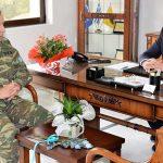 Δήμος Κιλελέρ: Συγχαρητήρια του Θανάση Νασιακόπουλου στο νέο αρχηγό ΓΕΕΘΑ