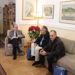 Στελέχη της ΔΕΘ Helexpo Α.Ε. συνάντησε ο Περιφερειάρχης Πελοποννήσου – Σύσκεψη φορέων του Τουρισμού