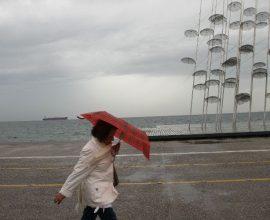 Παγωνιά, βροχές και ισχυροί άνεμοι για σήμερα (21/1)