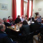 Συνάντηση του Δημάρχου Αιγιαλείας με προέδρους της Δ.Ε. Αιγείρας