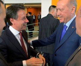 Ο Ερντογάν «καρφώνει» την Ρώμη : Συζητάνε μαζί μας για γεώτρηση στα πλαίσια συμφωνίας με Λιβύη