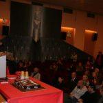 Ο Δήμαρχος Πειραιά Γιάννης Μώραλης στην ετήσια εκδήλωση του συλλόγου εργαζομένων του Δήμου