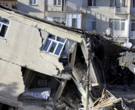 Σείστηκε η Τουρκία ξανά από νέο ισχυρό σεισμό