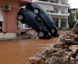 Νέα διακοπή της δίκης για τις φονικές πλημμύρες στη Μάνδρα