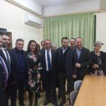 Περιφέρεια Στερεάς Ελλάδας: Σύσκεψη με Υφυπουργό Κοινωνικής Πρόνοιας στη Λαμία