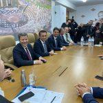 Σύσκεψη στην Καλαμάτα υπό τον Υπουργό Προστασίας του Πολίτη με τη συμμετοχή του Δημάρχου