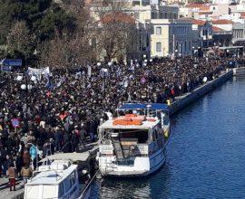 Βούλιαξαν τα νησιά του Βορείου Αιγαίου – Θέλουμε πίσω τα νησιά μας και τη ζωή μας!