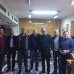 Συνάντηση του Περιφερειάρχη Πελοποννήσου με την Ένωση Υπαλλήλων Πυροσβεστικού Σώματος Νομού Μεσσηνίας