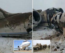 Θρίλερ στο Αφγανιστάν: Οι Ταλιμπάν ισχυρίζονται ότι κατέρριψαν αεροσκάφος του στρατού των ΗΠΑ