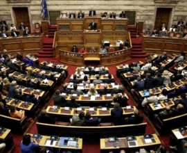 Εκλογικός νόμος: Την Πέμπτη στην Ολομέλεια της Βουλής