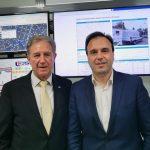Δήμος Τρικκαίων: Τρία πεδία συνεργασίας Παπαστεργίου – Γερμανού υφυπ. Ανάπτυξης