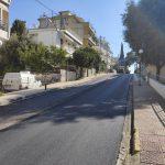 Ποδαρικό με νέες ασφαλτοστρώσεις σε σημεία της πόλης για την αναβάθμιση του οδικού δικτύου του Δήμου Ηρακλείου Αττικής