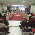 Μαθητές δημοτικών Σχολείων της Καλαμαριάς σε ρόλο δημοτικών συμβούλων συζήτησαν για αθλητισμό και Πολιτισμό