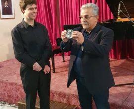 Μίχος: Ο Μάριος Παντελιάδης, είναι η ζωντανή απόδειξη ότι η Αγία Βαρβάρα, βγάζει σπουδαία μυαλά