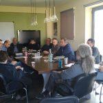 Συνάντησης εργασίας Φορέα Διαχείρισης ΕΔΣ, Δήμων Κισσάμου και Καντάνου-Σελίνου και εμπλεκόμενων υπηρεσιών για διαχείριση Λαφονησίου