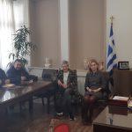 Συνάντηση Δημάρχου Εορδαίας Π. Πλακεντά με το Δ.Σ. του Εμπορικού Συλλόγου Πτολεμαΐδας