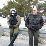 Δυο κόσμοι, ο δήμαρχος Βέρρος και ο εισβολέας: «Δεν σας φοβηθήκαμε…εμείς θα είμαστε οι νικητές στο τέλος»