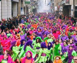 Κορονoϊός: Ακυρώνεται το καρναβάλι της Πάτρας – Σκέψεις για… μετάθεσή του το καλοκαίρι!