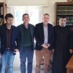 Συνάντηση διαπαραταξιακής επιτροπής με επικεφαλή τον Δήμαρχο Σουλίου με τον Μητροπολίτη Παραμυθίας, Φιλιατών, Γηρομερίου και Πάργας κ.κ. Τίτο