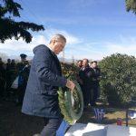 Δήμος Κατερίνης: Εκδήλωση μνήμης και τιμής θυμάτων κατοχής