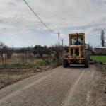 Δήμος Κατερίνης: Βελτίωση της αγροτικής οδοποιίας στην Περίσταση
