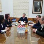 Υπογραφή σύμβασης Περιφέρειας και ΕΛ.ΜΕ.ΠΑ. για το «Πρόγραμμα Καθοδήγησης για Κοινωνικά Υπεύθυνες Επιχειρήσεις στην Κρήτη»