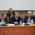 Ο Στ. Αρναουτάκης υπέγραψε την ανάθεση της μελέτης που χρηματοδοτεί η Περιφέρεια Κρήτης για το Κέντρο Αποκατάστασης και Αποθεραπείας