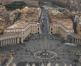 Κλείνουν όλες οι αρχαίες κατακόμβες του Βατικανού λόγω κορονοϊού