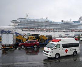 Επαναπατρίζονται οι 2 Έλληνες επιβάτες κρουαζιερόπλοιου που είναι σε καραντίνα για τον κορονοϊό