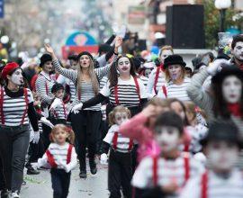 Δήμος Πύργου: Ευχαριστήριο μήνυμα στους εθελοντές της Αποκριάτικης παρέλασης