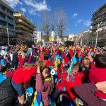 Επιτυχημένο το 1ο Παιδικό Καρναβάλι Καλαμάτας