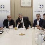 Πατούλης: Αναλαμβάνουμε πρωτοβουλίες για την ταχύτερη και ποιοτικότερη εξυπηρέτηση των πολιτών