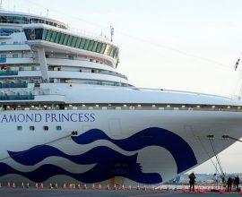 Κορονοϊός: Πέθανε και τέταρτος επιβάτης του κρουαζιερόπλοιου Diamond Princess