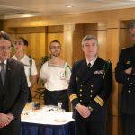 Αναστασιάδης: Ξεκάθαρο μήνυμα σ' όσους επιχειρούν ένταση η παρουσία του γαλλικού ναυτικού στην Ανατολική Μεσόγειο
